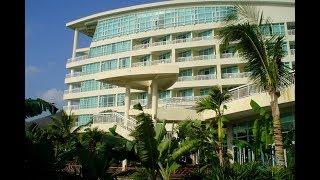 Hotel Resort Intime Sanya 5. Китай, остров Хайнань, бухта Дадунхай - отель Интайм резорт. Видео.