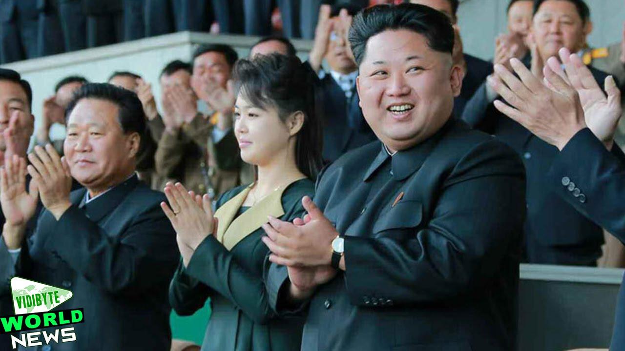Kim Jong Un's Wife Ri Sol Ju Makes First Public Appearance
