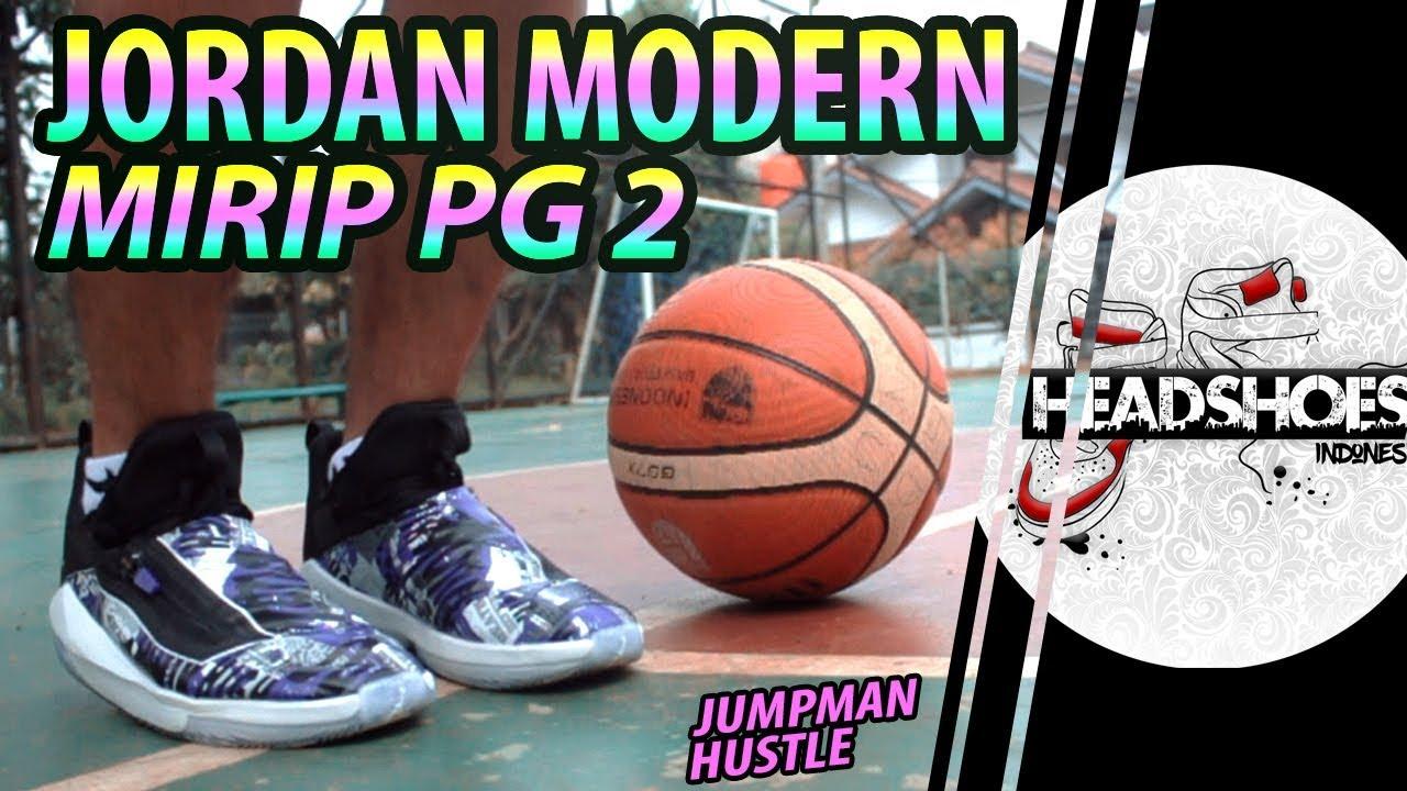 Air Jordan Jumpman Hustle Performance Review - YouTube ec5208467