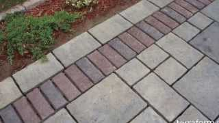 Polymeric sand, joint replacement project.