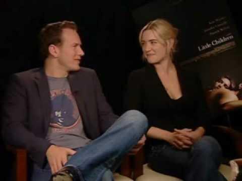 Patrick Wilson and Kate Winslet - Little Children Interview 1