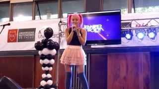 Repeat youtube video Jennifer Boldt - Kill la Kill (Ragyo Kiryuin Theme) Tensai Fest 2015
