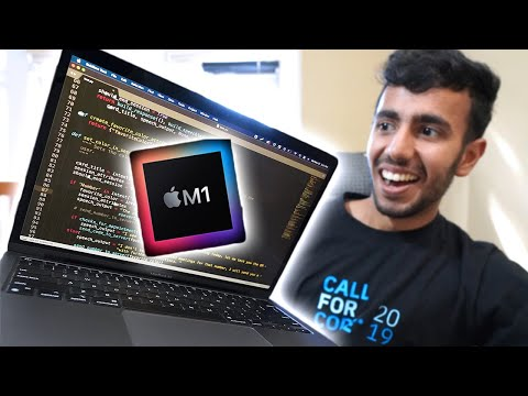 MacBook Air M1 Review for Software Engineers!! Student's Perspective