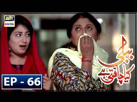 Bubbly Kya Chahti Hai - Episode 66 - 20th February 2018 - ARY Digital Drama