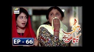 Bubbly Kya Chahti Hai Episode 66 - 20th February 2018 - ARY Digital Drama