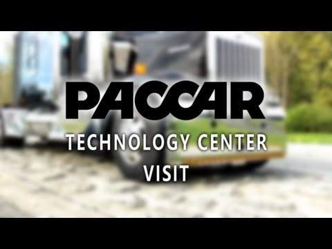 Glimpses from our PACCAR Research Center visit