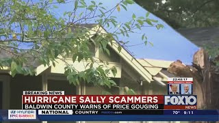 Local leaders warning about scammers