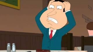 Why quagmire hates Brian ..?