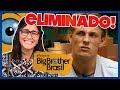 🔴BBB19: COMENTANDO a ELIMINAÇÃO DE DIEGO | WebTVBrasileira