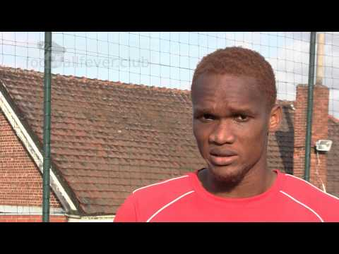 Isaac Osae About his experiences in Europe.