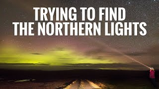 Watch Aurora Borealis Searching video