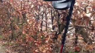 Greenworks heggenschaar 80 Volt