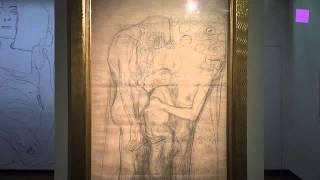 theartVIEw - Gustav Klimt. The Drawings at ALBERTINA