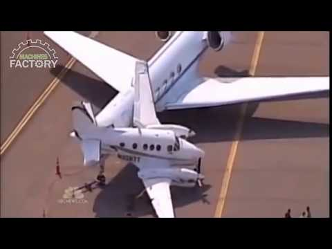 Planes Collide On GROUND Compilation. Aircrafts Fail Compilation