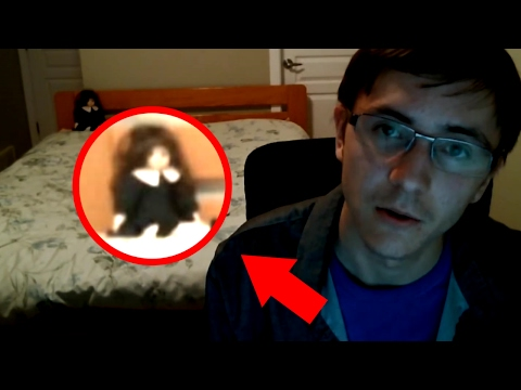 10 Haunted Dolls Caught on Tape