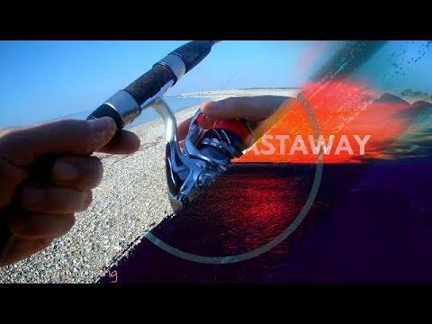 Ψάρεμα spinning όταν τίποτα δεν δουλεύει (spinning με πλάνο shore-slow για το φινάλε)