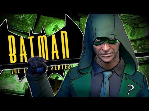 RIDDLE ME THIS - Episode 1 Walkthrough - Batman: The Enemy Within #1