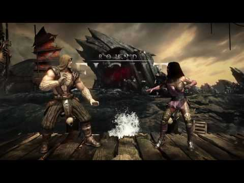 Mortal Kombat XL : Valentine's Day Tower with Tremor - Part Two
