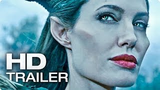 MALEFICENT Offizieller Trailer Deutsch German | 2014 Angelina Jolie [HD]