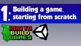 Hoe Maak je Een Video-Game [met Unity3D] Deel 1