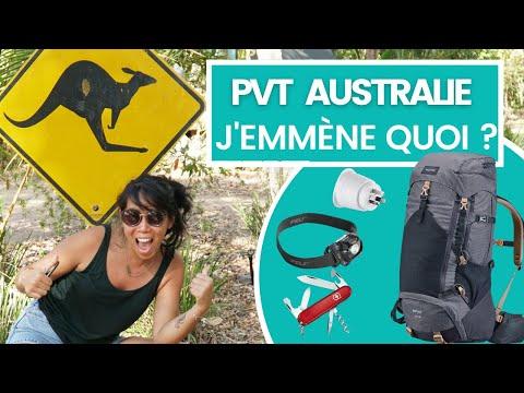 🤔 Que mettre dans ses bagages quand on part en Australie ?
