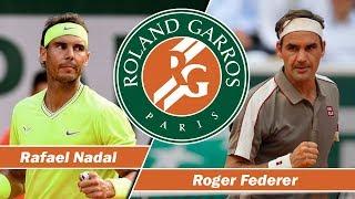 Roland-Garros 2019 | Semifinal | Nadal - Federer