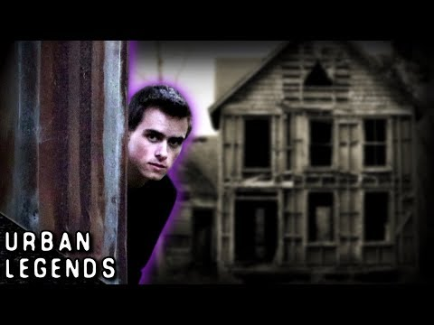 Devil's Road and the Cult House | Urban Legend