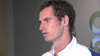 LONDON 2012 OLYMPICS: Murray mounts Olympic bid