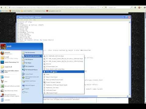 Mixtape Project Upload Tutorial - Raphenom