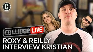 Roxy & Reilly Interview Kristian - Collider Live #137