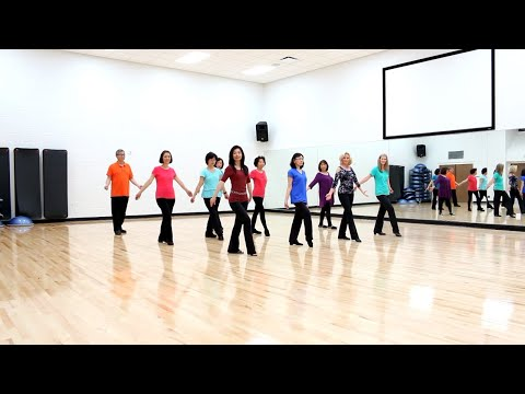 Fake Smile - Line Dance (Dance & Teach In English & 中文)