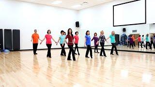 Fake Smile - Line Dance (Dance & Teach In English & 中文)