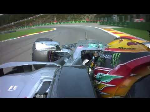 Lewis Hamilton's Pole Lap | 2017 Belgian Grand Prix