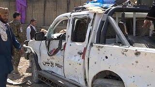 Афганистан: талибы совершили теракт у центра подготовки полицейских