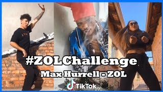 ZOL challenge TikTok | ???? when people ZOL they put saliva on the paper ???? | ZOL Max Hurrell