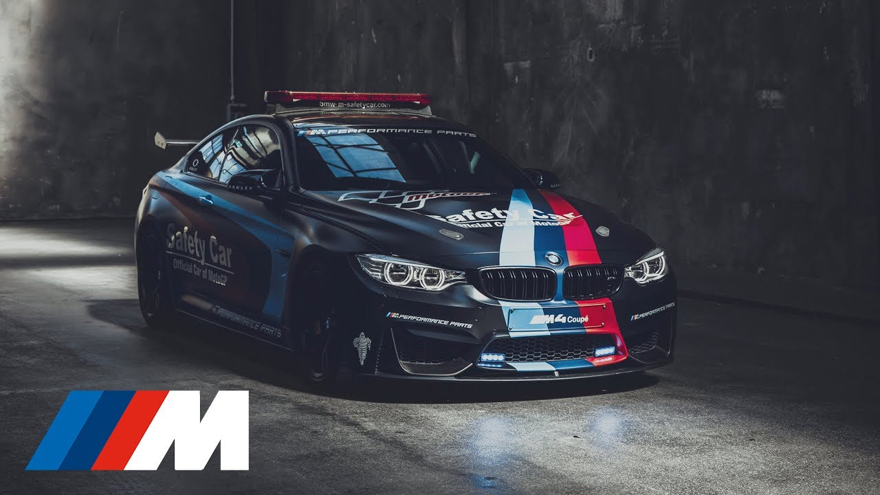 20 Years Of Bmw M Motogp Safety Cars Youtube
