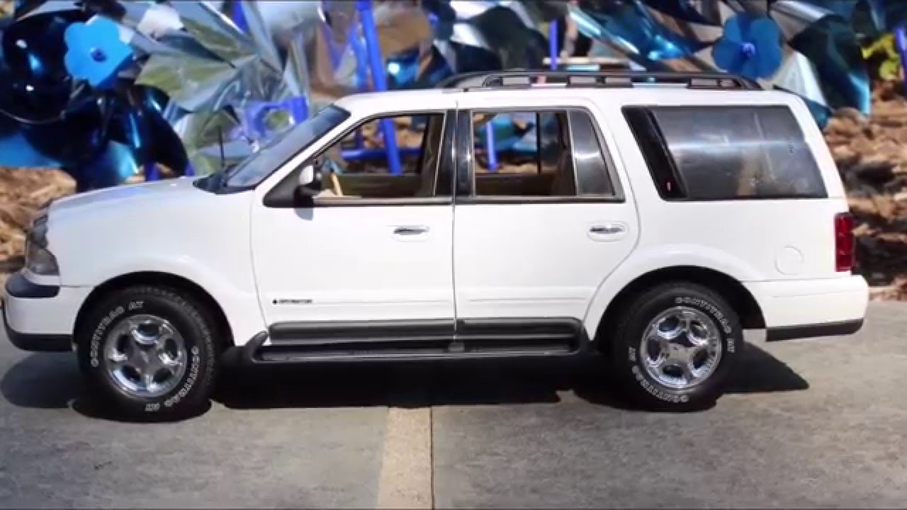 hight resolution of 1998 lincoln navigator from autoart