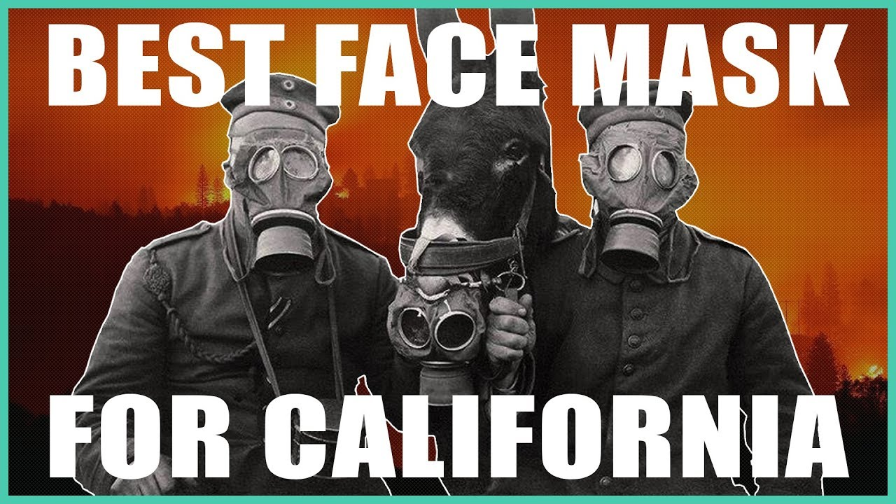 California Air Quality: Should You Wear a Face Mask for Wildfire ...