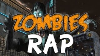 Black Ops 2 Zombies RAP ♪ Welcome Home