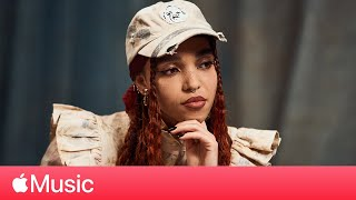 Gambar cover FKA twigs:  'MAGDALENE,' Working with Spike Jonze and Crying On Stage | Apple Music