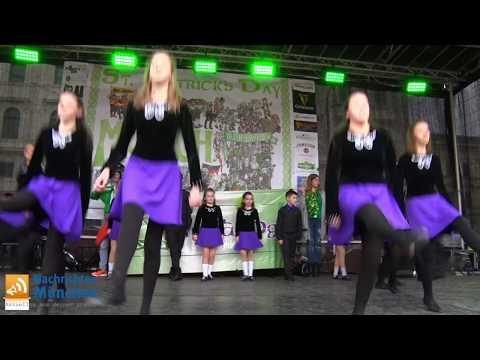 Tir na nOg Irish dance school @ St. Patrick's Day 2018