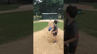 Super hot baseball