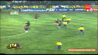 Chile 3 - 0 Brasil - Clasificatorias Korea Japon 2002