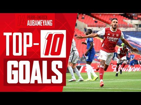 Ranking Pierre-Emerick Aubameyang's Top 10 goals for Arsenal