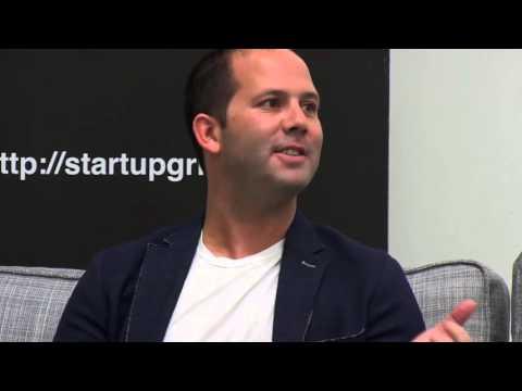 Aaron Zifkin (Airbnb Canada) at Startup Grind Ottawa