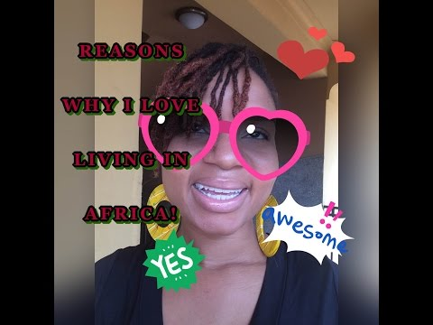#6 Black American woman in Uganda: Why I ABSOLUTELY love Africa!