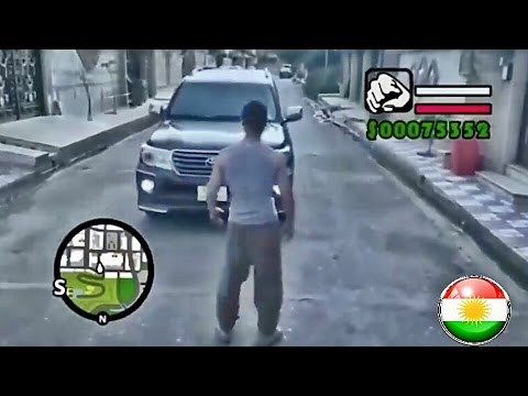 GTA SA REAL LIFE KURDISH 2017