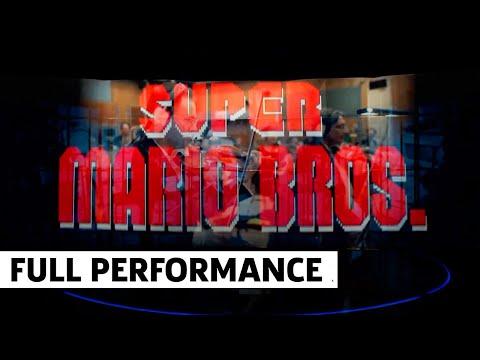 Super Mario Bros. Symphony Performance   Game Awards 2020