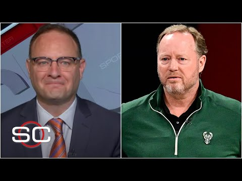 Mike Budenholzer's future with the Bucks depends on response down 2-0 - Woj | SportsCenter