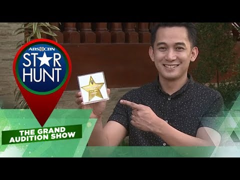 Star Hunt Online Exclusives: Marc Castro is a doctor who auditioned in Star Hunt